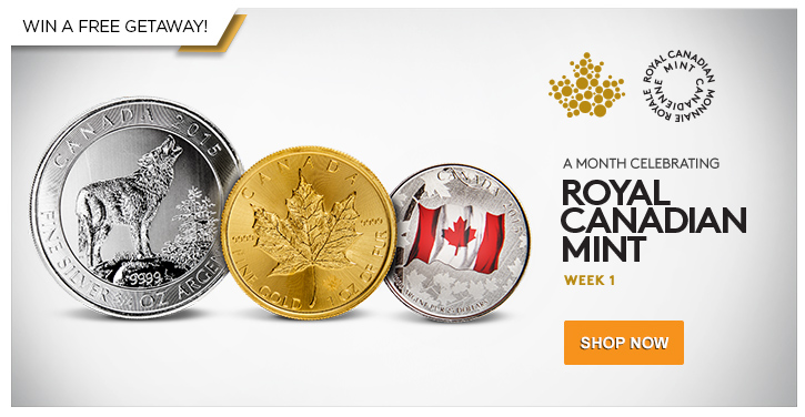 Royal Canadian Mint Month