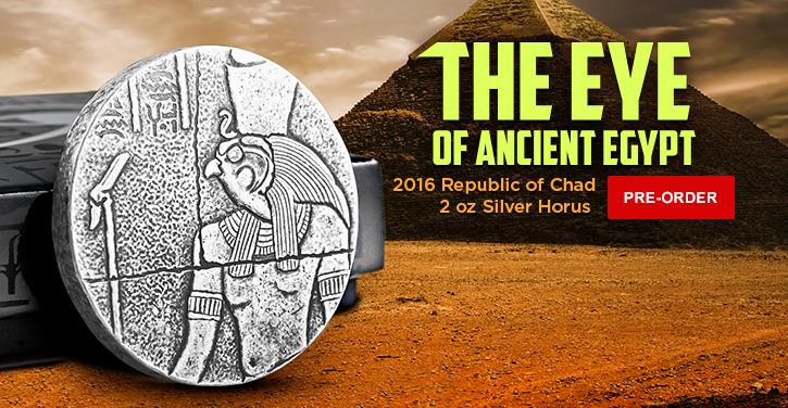 Scottsdale Mint - Egyptian Relic Series