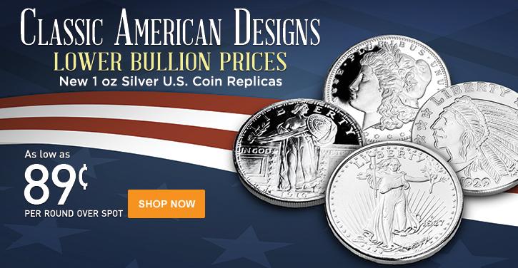 U.S. Coin Replicas