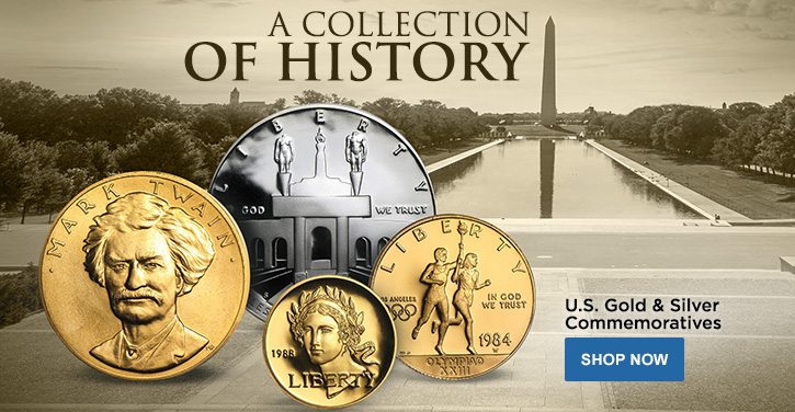 US Commemoratives
