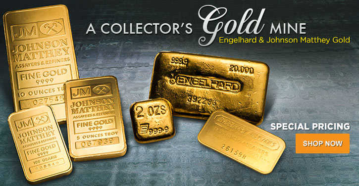 Johnson Matthey & Engelhard Gold