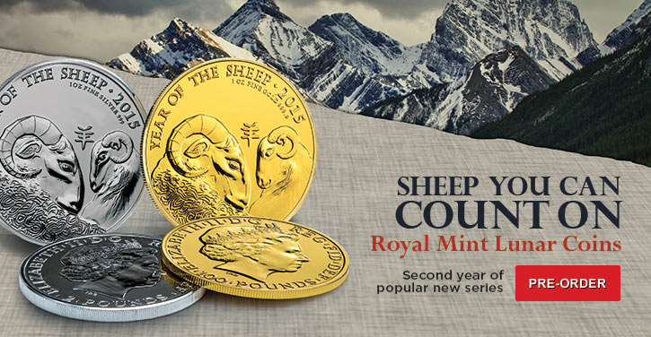 Royal Mint Lunar (Gold & Silver)