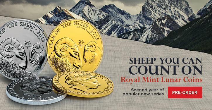 Royal Mint Lunar (Gold & Silver)