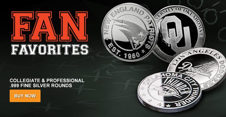 Collegiate/Pro Silver Rounds