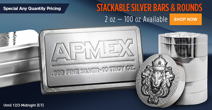 Stackable Silver
