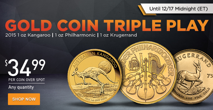 Gold Coin Triple Play