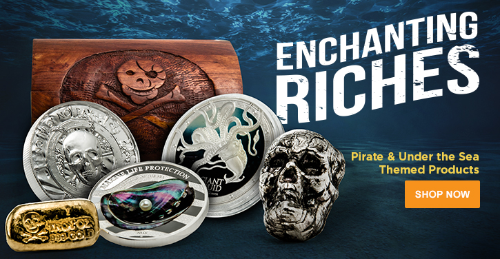 Pirate & Under the Sea Coins