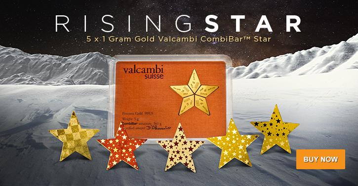 5 Gram Gold Stars