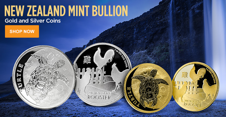 New Zealand Mint Bullion