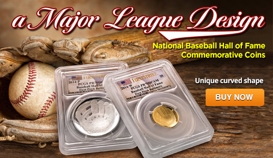 National Baseball Hall of Fame (Commemorative Coins)