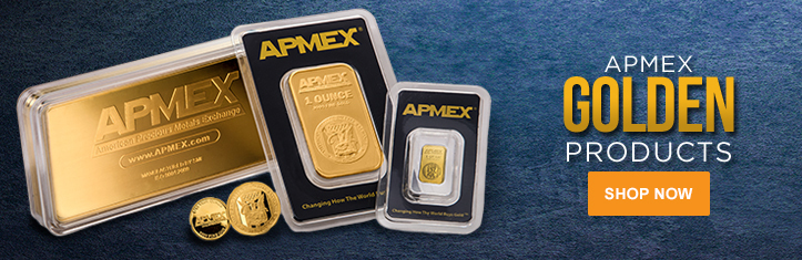 APMEX Gold Products