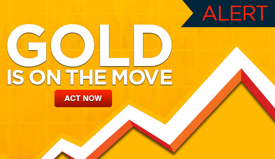 Gold on the Move