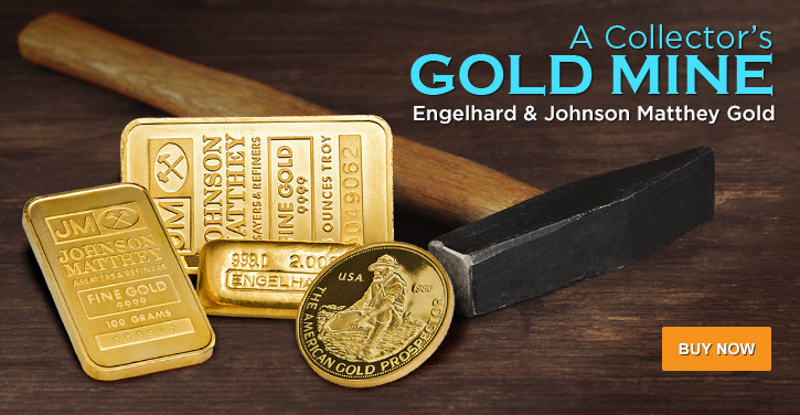 Engelhard and Johnson Matthey Gold