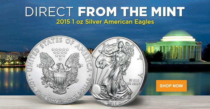 2015 Silver Eagles