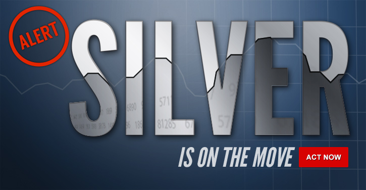 Silver Is On The Move