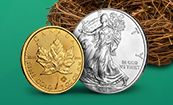 Investment diversification is important for retirement funds. Precious metals help protect your IRA.