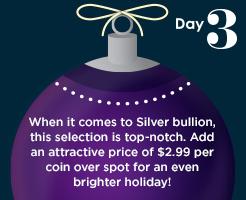Premium Silver Bullion