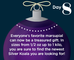 2015 Silver Koala