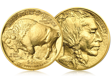 2016 1 oz Gold Buffalo