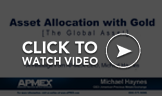 The price of Gold has reached new heights over the past few weeks as investors worldwide flock to Gold as a safe haven. In today's special video message, APMEX CEO, Michael Haynes, discusses why foreign investors are buying more Gold than U.S. investors and how the worldwide acceptance of Gold as the 4th asset class has established Gold as a truly global asset.