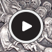 2016 2 oz Silver Coin - Biblical Series (The Nativity)