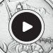 1 oz Silver Antique Round - Frank Frazetta (Silver Warrior)