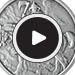 1 oz Silver Antique Round - Frank Frazetta (Death Dealer)