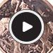 1 oz Copper Round - Frank Frazetta (Death Dealer)