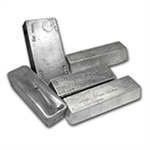 Greater than 100 oz Silver Bars