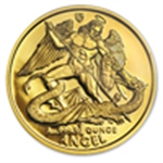 Gold Coins from (The Isle of Man)