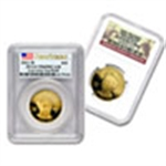 Certified First Spouse (Gold Coins) 2012 & Prior