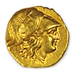 Ancient & Medieval (Gold Coins) 350 BC - 1453 AD