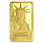 Credit Suisse Gram Gold Bars