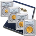 Perfect 70 Gold American Eagle Sets