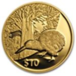 New Zealand (Gold Coins)