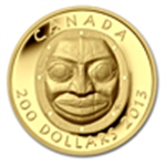Royal Canadian Mint (Modern Gold Coins)2013 - 1976