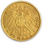 Gold Coins from Germany