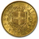 Gold Coins from Italy