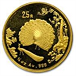 Gold Coins from China (All Other Coins)