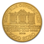 2009 20 oz Gold Austrian Philharmonics