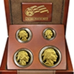 2008-W Gold Buffalo Coins (1 oz - 1/10 oz)