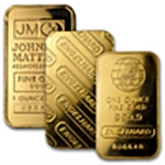 Engelhard & Johnson Matthey (Gold Bars)
