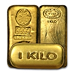 Kilo Gold Bars (Only)