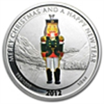 'Tis the Season (Gold & Silver Holiday Coins)