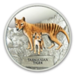 Endangered and Extinct Animal (Perth Mint)