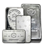 Royal Canadian Mint (Silver Bars)