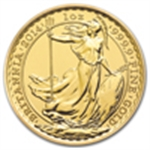 IRA Approved Gold Britannias/Coins