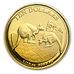 Royal Australian Mint (Gold Coins) 2014 & Prior