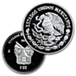 States of Mexico Silver Coins