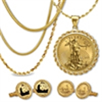 Gold Coin Jewelry